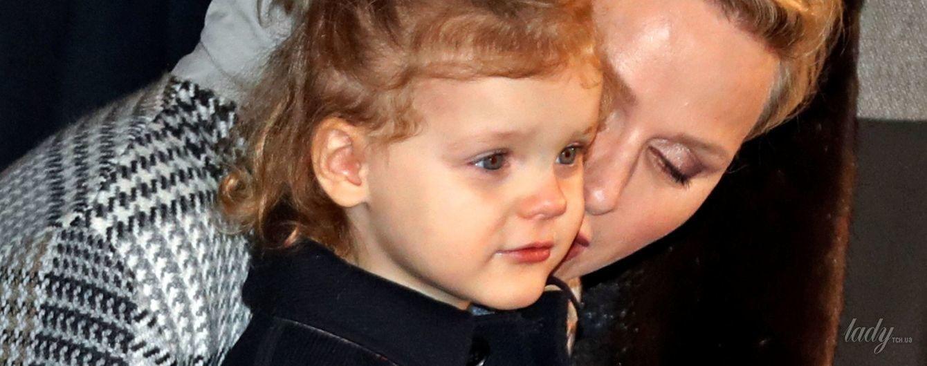 Сходили в океанариум: княгиня Шарлин показала, как проводит время с детьми
