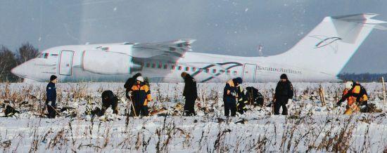 Катастрофа Ан-148: пілоти не змогли виявити причину неполадки на борту і посварилися