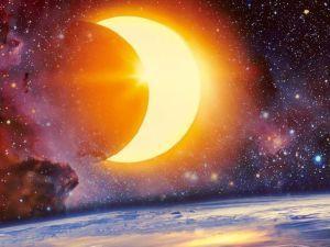Как пережить солнечное затмение 15 февраля