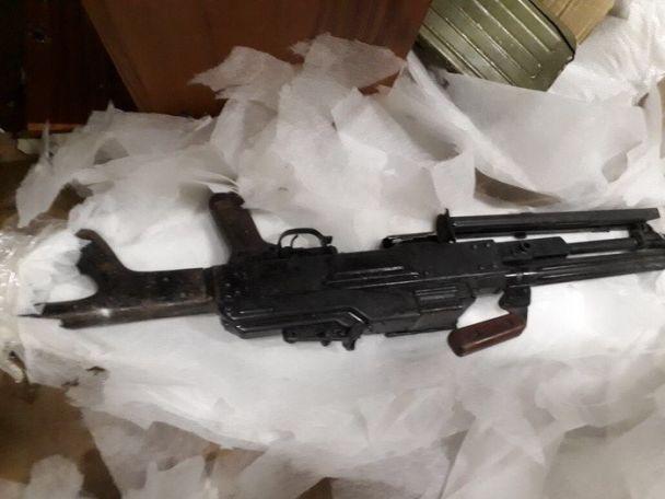 Рецидивист, скупавший оружие ибоеприпасы иззоны АТО, схвачен наДнепропетровщине