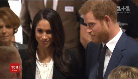 Стали відомі нові подробиці королівського весілля Гаррі та Меган