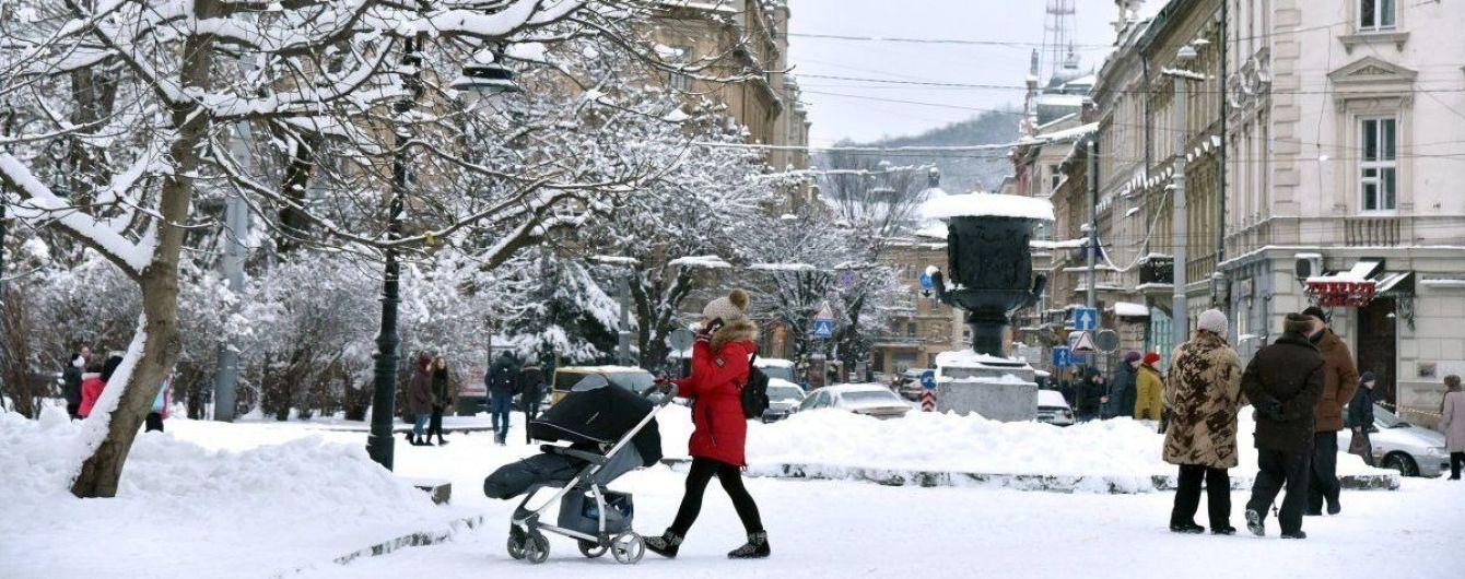 Якою буде погода у вівторок. Прогноз на 13 лютого