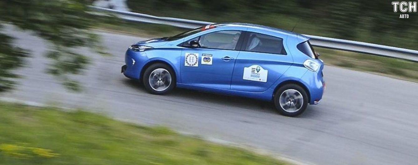 Электрокар Renault Zoe станет мощнее