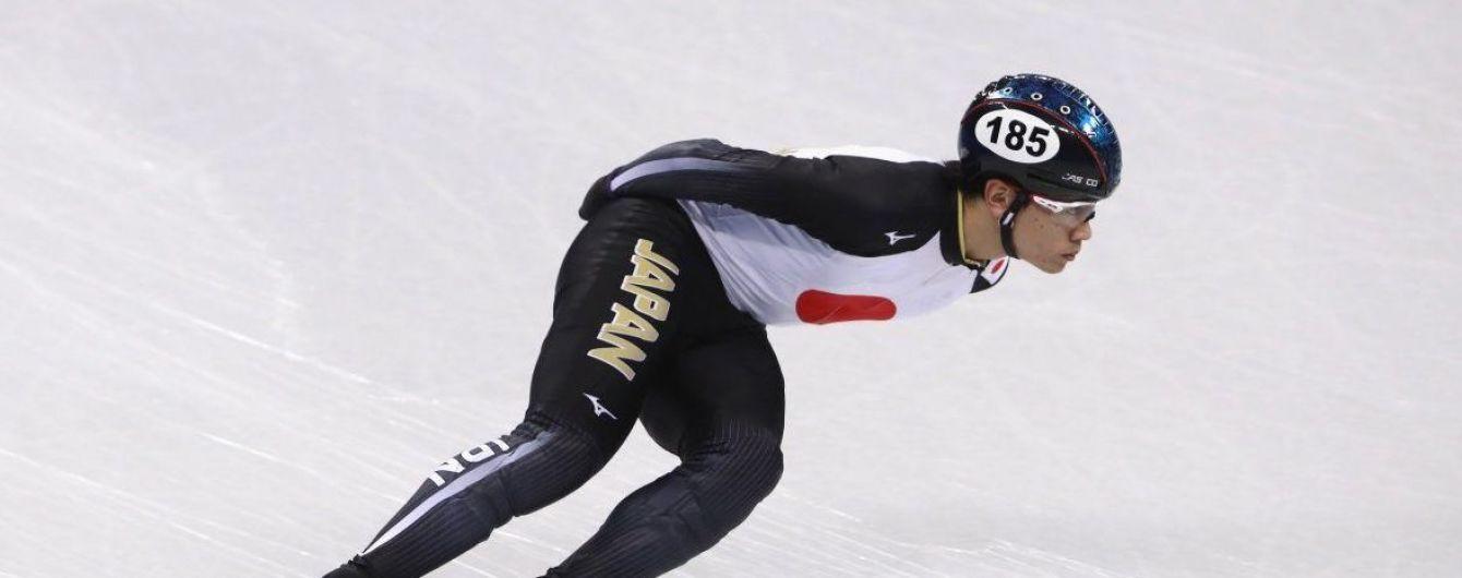 Перший допінг-скандал на Олімпіаді. Упіймався японський шорт-трекіст