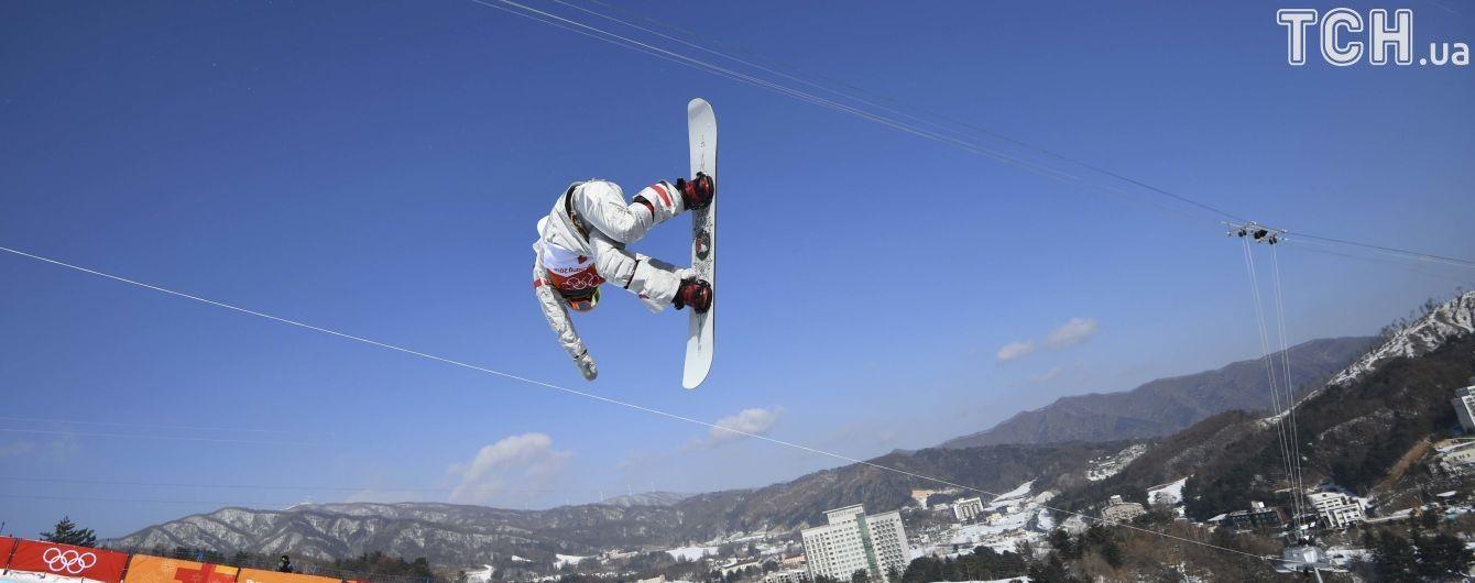 Олімпійські ігри 2018. Хто виграв медалі четвертого змагального дня