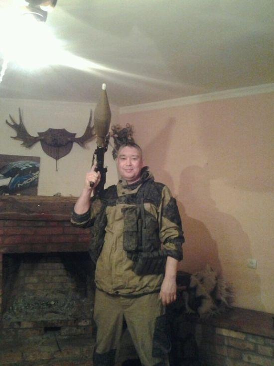 """Загиблий у Сирії """"вагнерівець"""" Косотуров готував до війни донецьких бойовиків Прілепіна"""