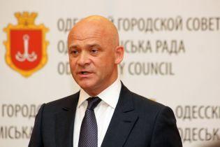 Суд відмовився відсторонити Труханова з посади мера Одеси