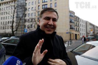 Саакашвили нашел себе новую работу в ЕС