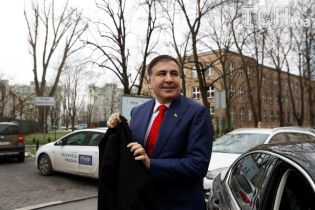 Саакашвили резко отреагировал на трехлетний запрет на въезд в Украину