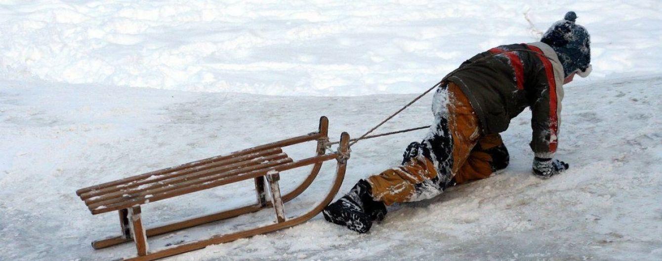 Коварная гололедица на дорогах и периодические снегопады. Прогноз погоды на 15-19 февраля