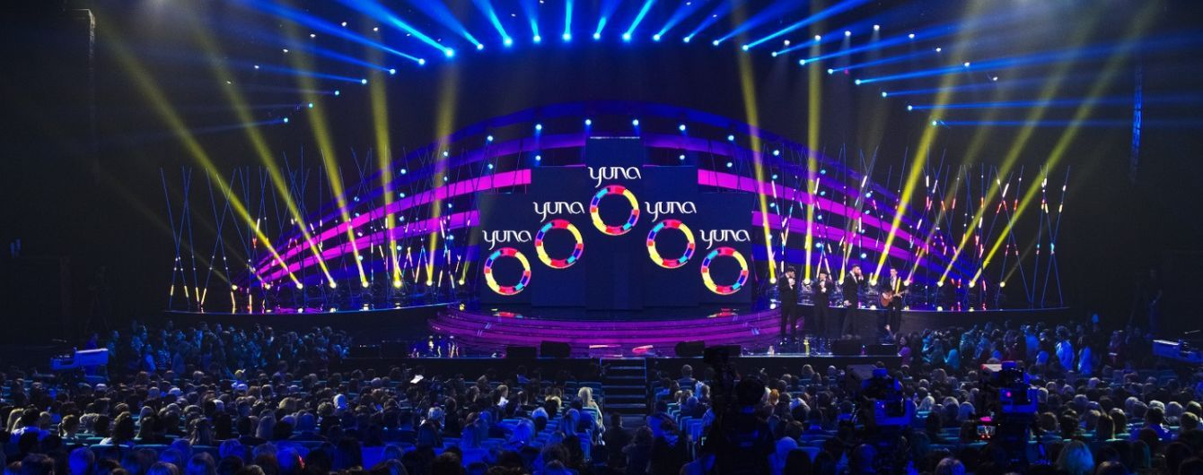 ТСН Live проведе онлайн-трансляцію червоної доріжки премії YUNA-2018