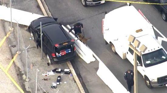 У США біля штаб-квартири Агентства національної безпеки сталася стрілянина