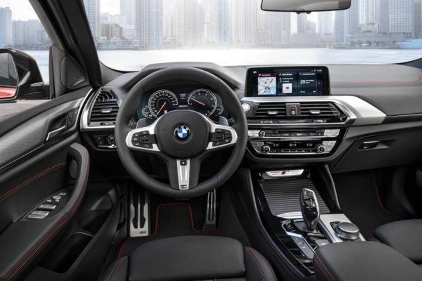В BMW рассекретили купе-кроссовер X4 2019 года