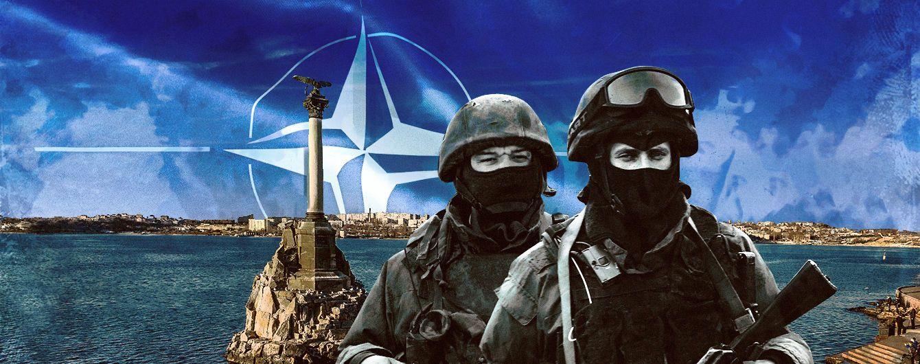 """""""Крымская неопределенность"""" НАТО"""