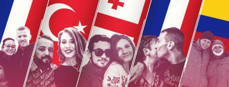 Любовь без границ: пять романтических историй разнонациональных пар
