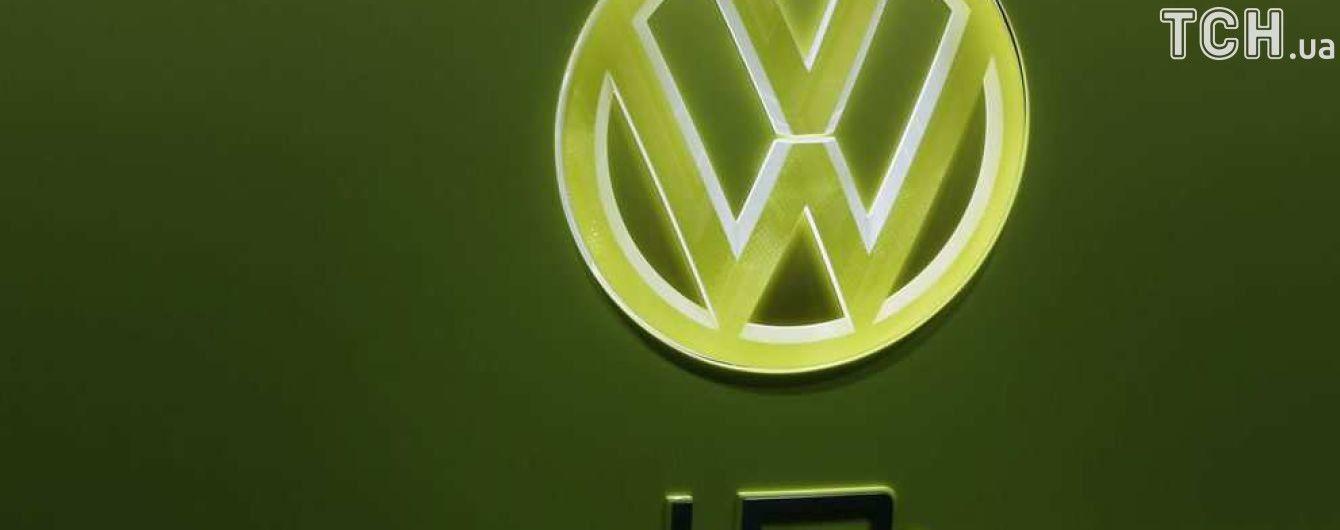 Volkswagen планирует изменить логотип