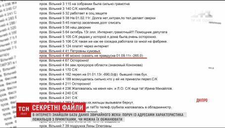 Работники днепровского ЖЭКа в базе квартир дают жильцам оскорбительные прозвища