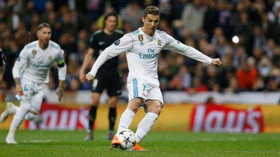 """Дубль Роналду позволил """"Реалу"""" одержать красивую победу в суперматче против ПСЖ"""
