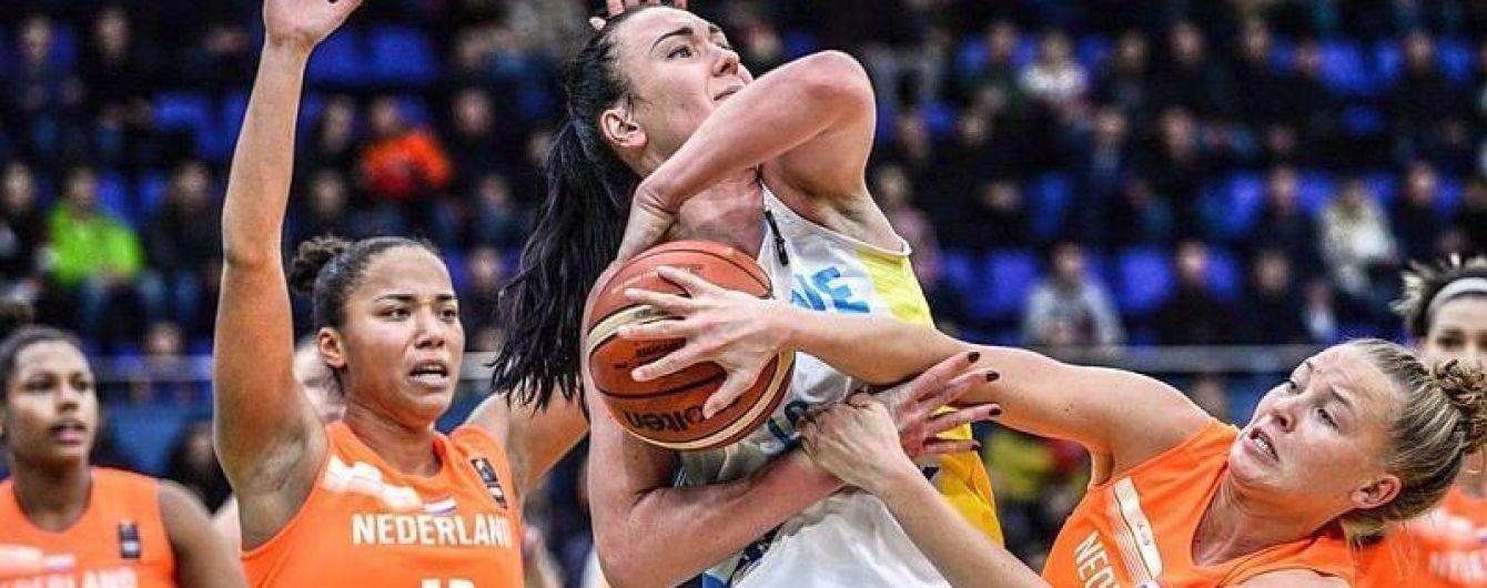 Євробаскет-2019. Україна розгромила Нідерланди та закріпилася на другому місці у групі