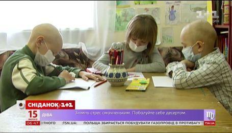 Мир отмечает Международный день детей, больных раком