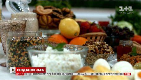 Як розробляти раціон при харчовій алергії - поради дієтолога