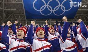 Дівчата які вразили світ: як чирлідерки з Північної Кореї підтримують своїх на Олімпіаді-2018