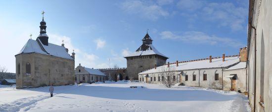 Близько 20 пам'яток поблизу Меджибізької фортеці стануть доступніші туристам
