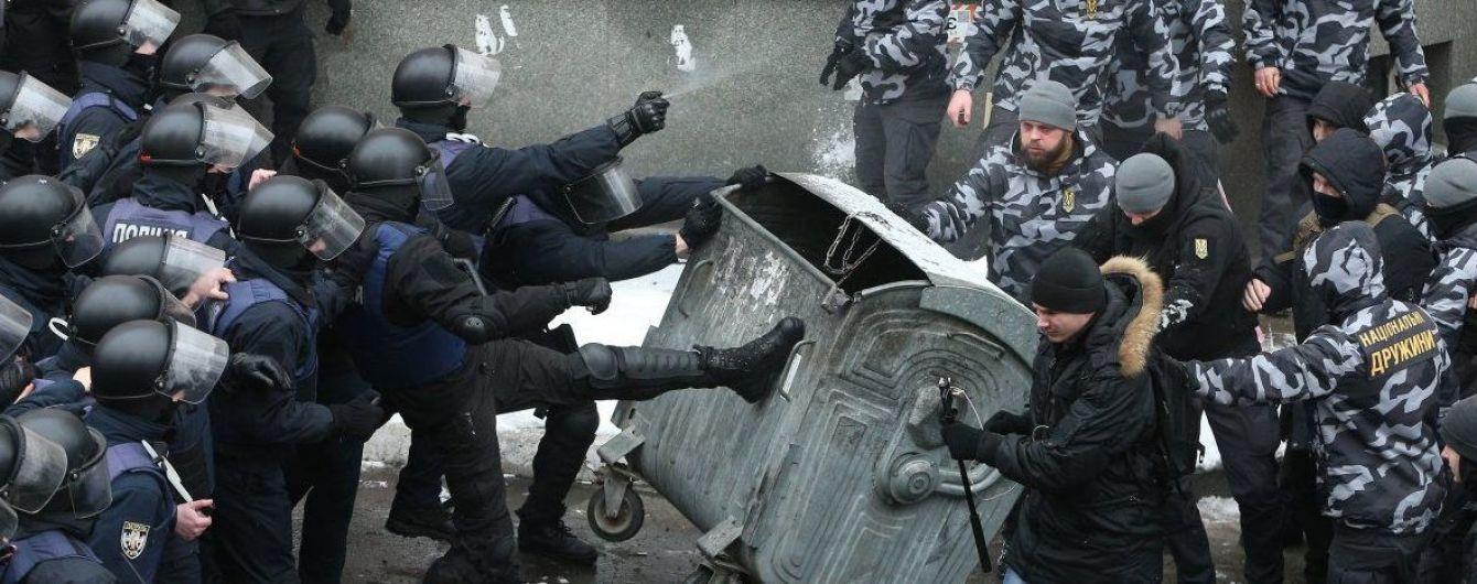 Огнестрельные ранения и задержания стрелка. Полиция Киева сообщила подробности инцидента под судом