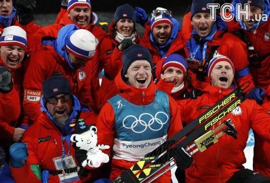 Олімпійські ігри 2018. Хто виграв медалі шостого змагального дня