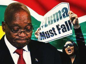 Zexit: почему народ ЮАР больше не хочет президента Зуму