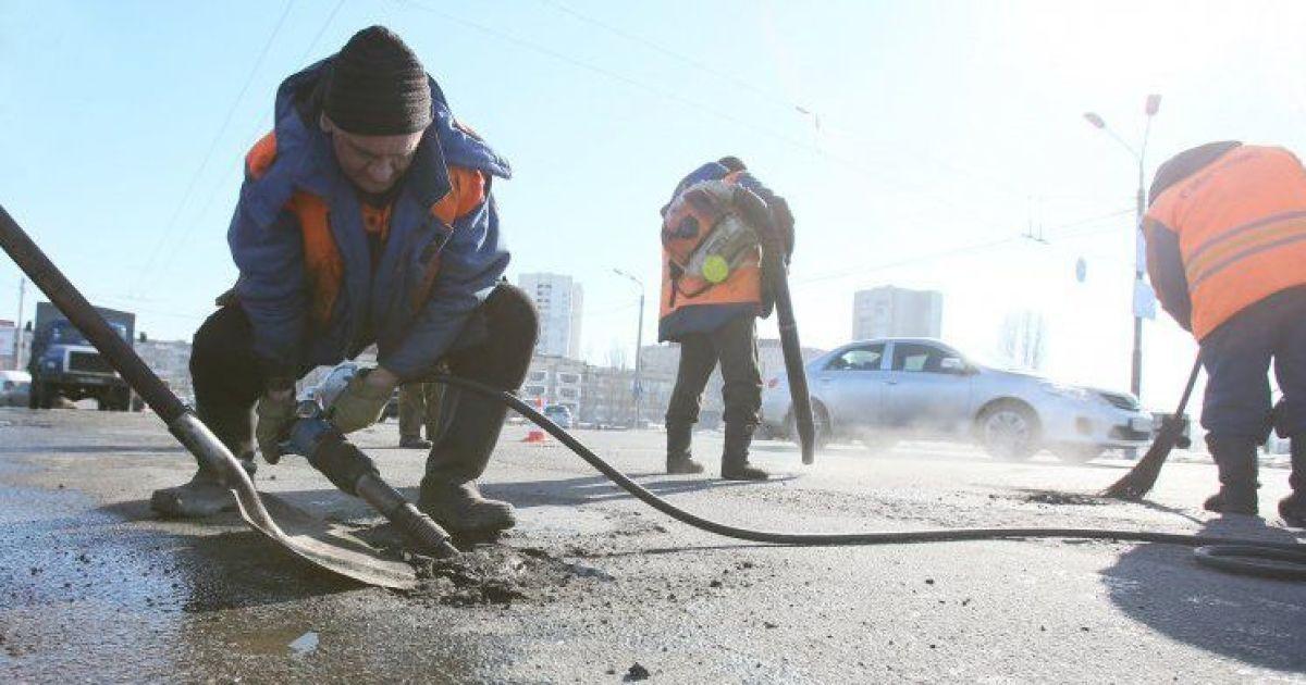 Украинские дороги в 2018 году будут делать из бетона китайские и европейские фирмы