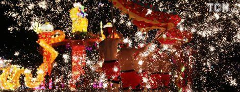 Танці драконів та двотижневі відпустки. Як відзначають Новий рік у Китаї
