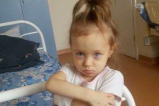Допоможіть 2-річній Алісі здолати лейкоз