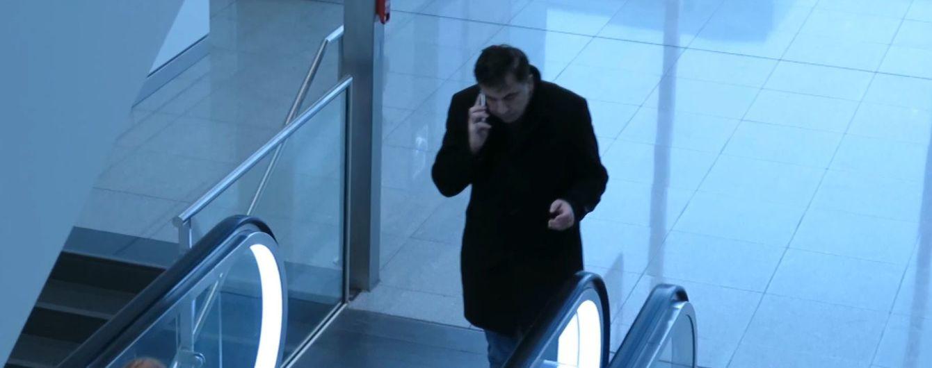 ГПУ попросила у Нидерландов образцы голоса Саакашвили