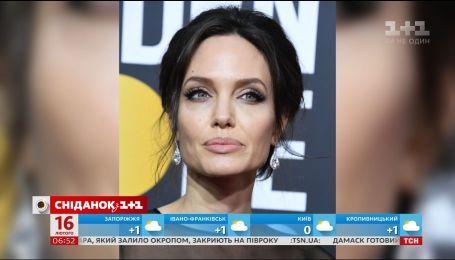 Анжелина Джоли заканчивает карьеру актрисы