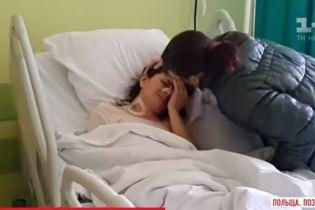 Польський роботодавець, який залишив українку з інсультом на лавці, став антигероєм у своїй країні