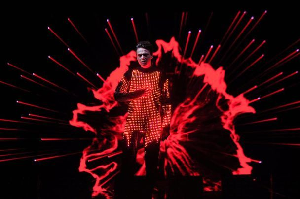 """Беларусь на """"Евровидении"""" представит украинский певец, гастролирующий по России"""