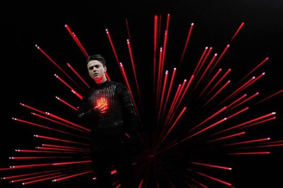 """Білорусь на """"Євробаченні"""" представить український співак, який гастролює Росією"""