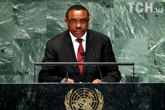 В Ефіопії оголошено надзвичайний стан