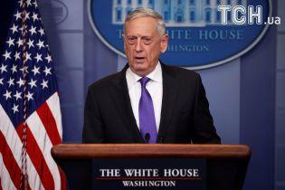 Глава Пентагона заявил, что США не будут вмешиваться в гражданскую войну в Сирии