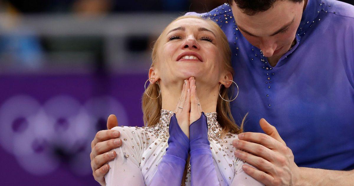 Олімпійська чемпіонка з парного фігурного катання Альона Савченко 5cd10ea6103ff