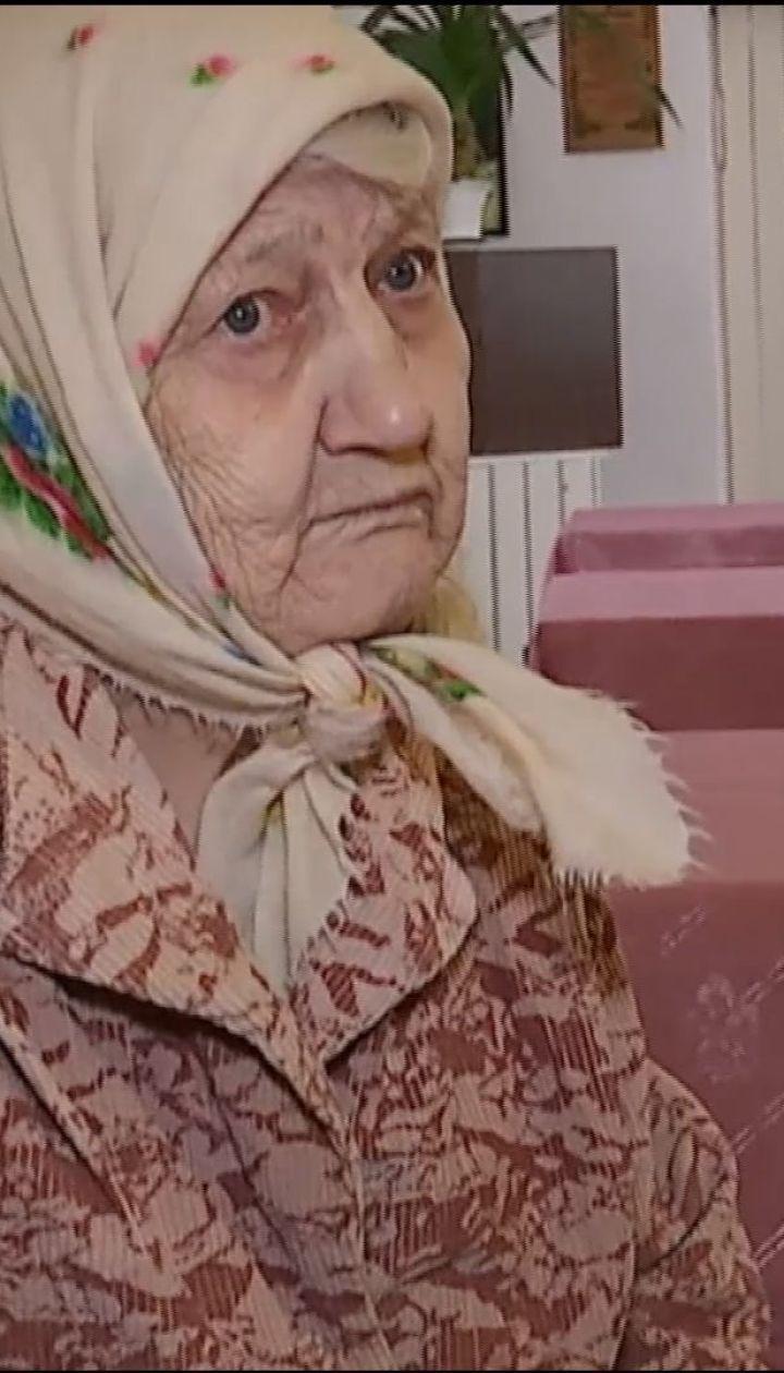 В больнице Каменского шесть лет живет бабушка, которая ничего о себе не помнит