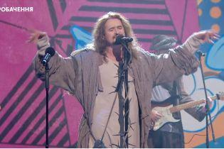 """""""Євробачення-2018"""": Yurcash в образі Ісуса заспівав на сцені нацвідбору у гучномовець"""