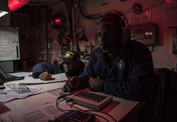 В воды Черного моря вошел второй ракетный эсминец США