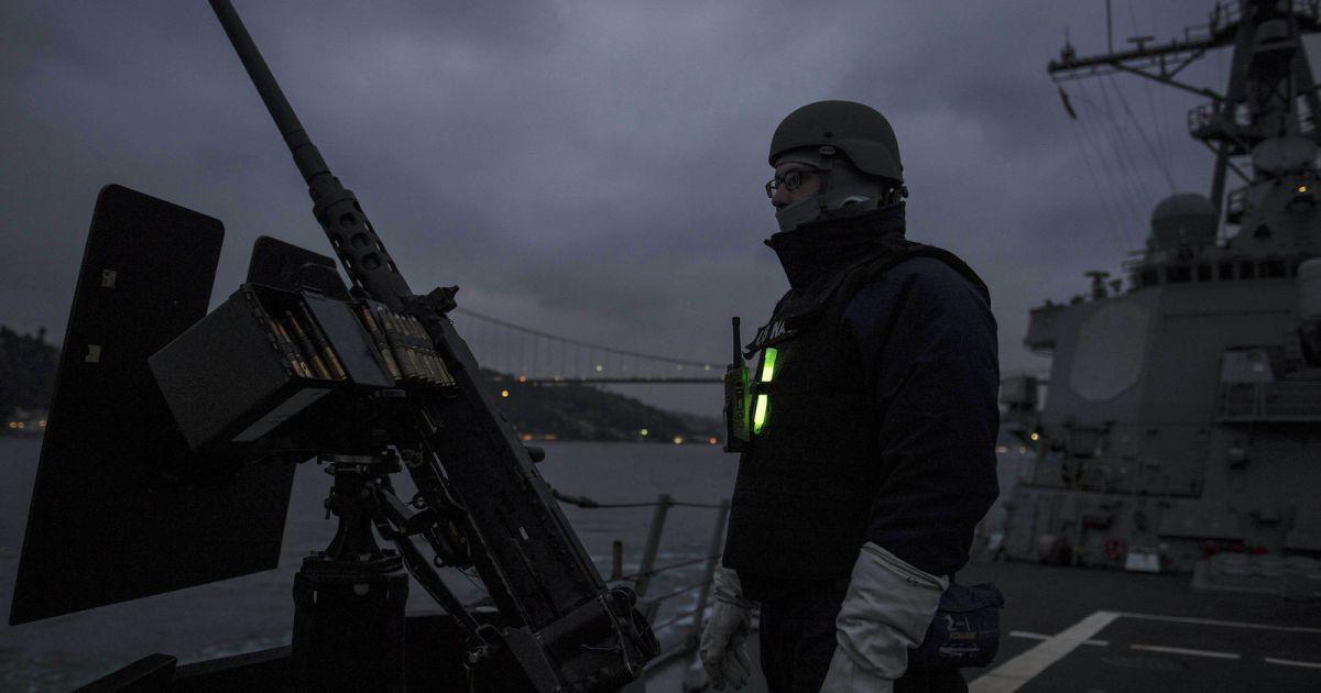 @ flickr.com/U.S. Naval Forces Europe-Africa / U.S. 6th Fleet
