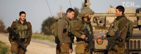 Ізраїльські винищувачі вдарили по Сектору Гази