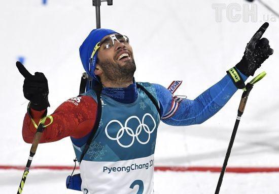 Фуркад за допомогою фотофінішу став Олімпійським чемпіоном у мас-старті
