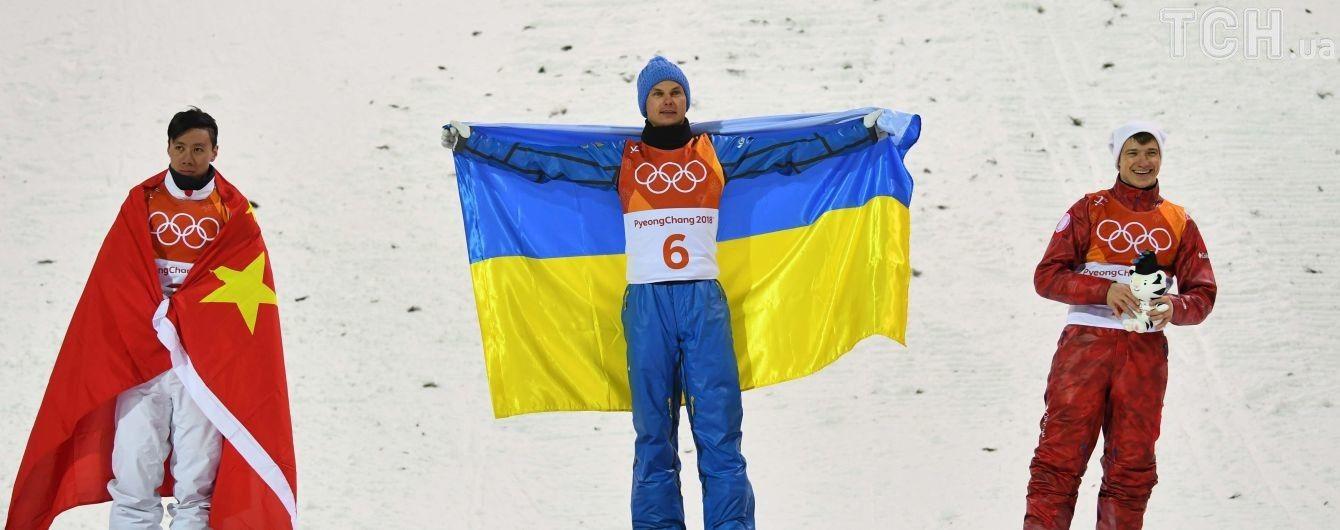 Украина гордится. Президент поздравил Александра Абраменко с первым золотом страны на Олимпиаде