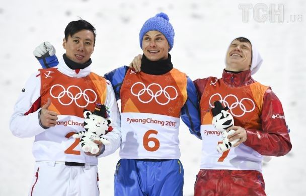 Золотой прыжок Абраменко на Олимпиаде-2018: смотрите фото и видео