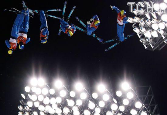 Золотий стрибок Абраменка на Олімпіаді-2018: дивіться фото і відео